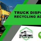 Truck Disposal & Recycling in Adelaide